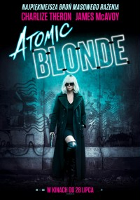 Atomic Blonde (2017) plakat