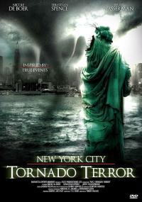 Tornado w Nowym Jorku (2008) plakat