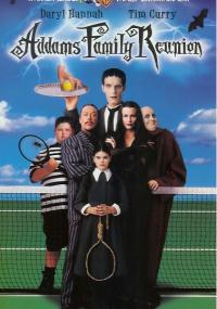 Rodzina Addamsów: Spotkanie po latach (1998) plakat