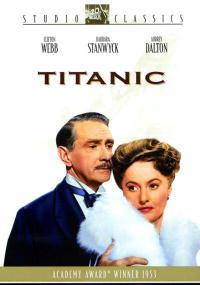 Titanic (1953) plakat