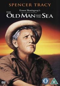 Stary człowiek i morze (1958) plakat