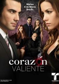 Corazón Valiente (2012) plakat