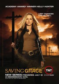 Ocalić Grace (2007) plakat
