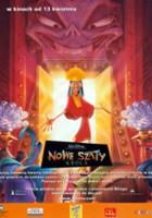 plakat - Nowe szaty króla (2000)
