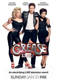 Grease: Na żywo (2016) plakat