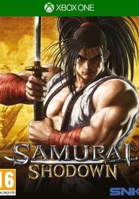 Samurai Shodown (2019) plakat