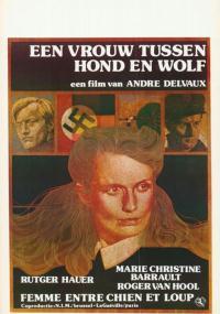 Een Vrouw tussen Hond en Wolf