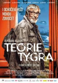 Teorie tygra (2016) plakat