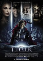 plakat - Thor (2011)