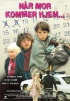 plakat - Sami w domu (1998)