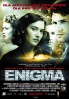 plakat - Enigma (2001)