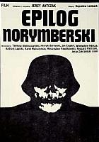 Epilog norymberski (1971) plakat