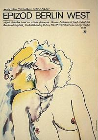 Epizod Berlin - West (1986) plakat