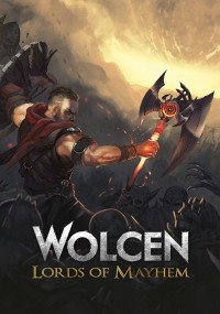 Wolcen: Lords of Mayhem (2020) plakat