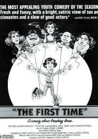 The First Time (1983) plakat