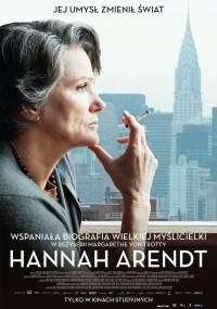 Hannah Arendt (2012) plakat