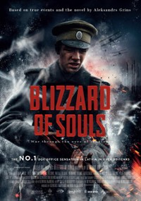 Burza dusz (2019) plakat