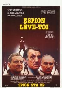 Szpiegu, wróć (1981) plakat