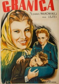 Granica (1938) plakat