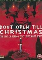 Nie otwieraj do Bożego Narodzenia