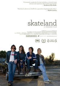 Skateland (2010) plakat