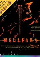 plakat - Diablo: Hellfire (1997)