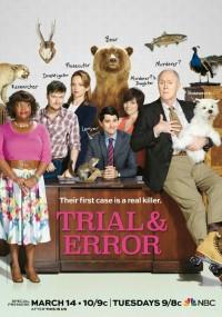 Trial & Error (2017) plakat