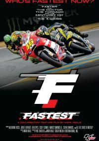 Najszybszy (2011) plakat