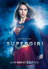 Supergirl (2015) plakat