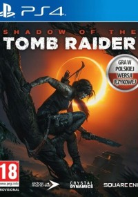 Shadow of the Tomb Raider (2018) plakat