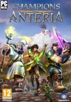 plakat - Champions of Anteria (2016)