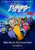 plakat - Turbo FAST (2013)