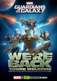 Strażnicy Galaktyki (2015) plakat
