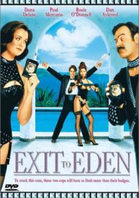 Ucieczka do Edenu (1994) plakat