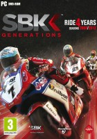 plakat - SBK Generations (2012)