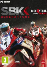 SBK Generations (2012) plakat