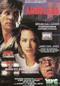 Ambulans (1990) plakat