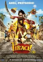 plakat - Piraci! (2012)
