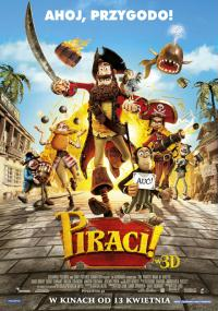 Piraci! (2012) plakat