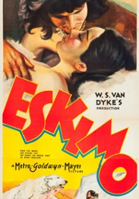 Eskimo (1933) plakat