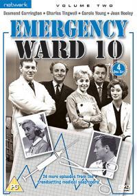 Emergency-Ward 10 (1957) plakat