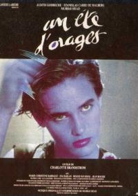 Un été d'orages (1989) plakat