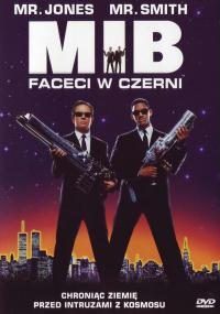 Faceci w czerni (1997) plakat