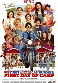 Wet Hot American Summer: First Day of Camp (2015) plakat