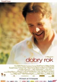 Dobry rok (2006) plakat