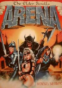 The Elder Scrolls: Arena (1994) plakat