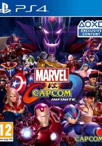 Marvel vs. Capcom: Infinite (2017) plakat