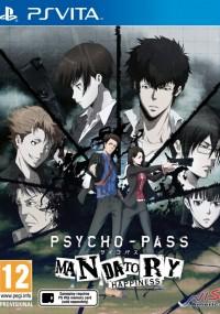 Psycho-Pass: Mandatory Happiness (2015) plakat