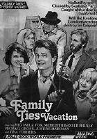 Family Ties Vacation (1985) plakat
