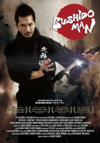 Bushido Man (2013) plakat